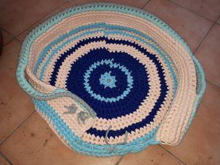 cesta cama perro