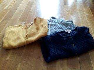 lote Jersey, chaqueta,sudadera entretiempo