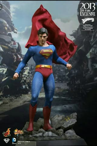 Hot Toys Evil Superman III. Completo