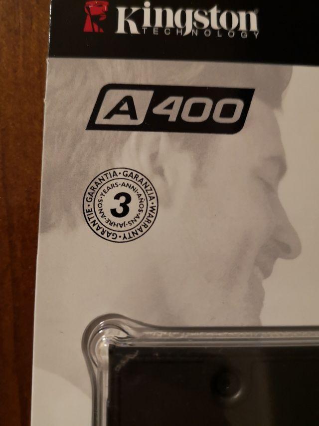 Ssd Kingston A400 240 GB