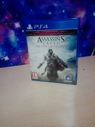 Trilogia de ezio audittore PS4