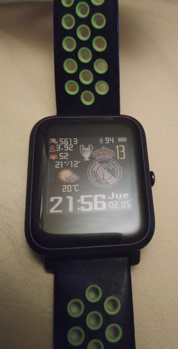 Xiaomi Huami Amazfit bip smartwatch
