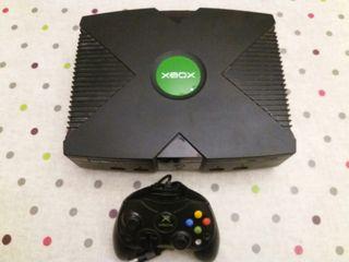 Xbox +mando +disco duro
