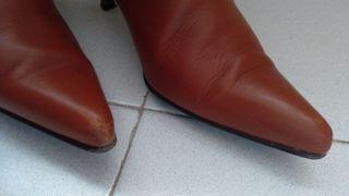 Botas de caña alta