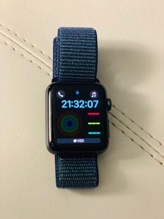 9f8bd25ff8a Apple watch serie 3 de segunda mano en la provincia de Valencia en ...
