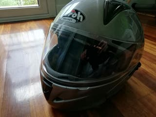 casco abatible