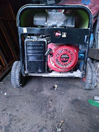 generador pramac Es 8000