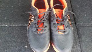 zapatillas asics de padel