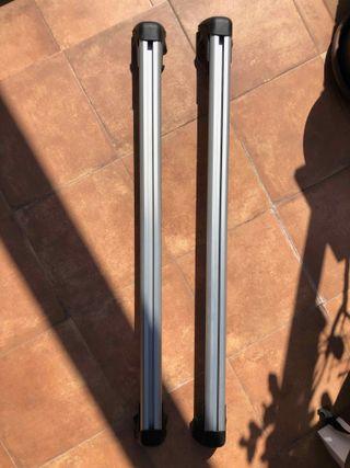 Portabicicletas, portaesquís y barras BMW X5