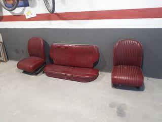 Asientos SEAT 850