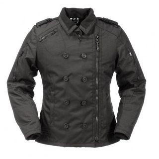 chaqueta moto mujer + casco (por separado también)