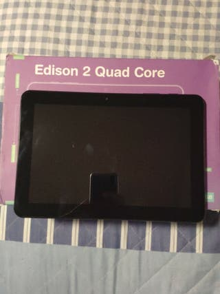 Cambio tablet BQ Edison 2 quad core