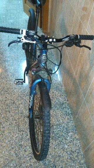 Bici Coluer como NUEVA