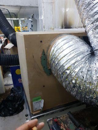 caja extractora de 7000m3