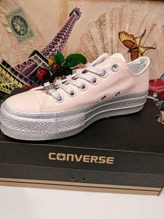 Zapatillas Converse MC.Tallas 37,5 Nuevas de segunda mano