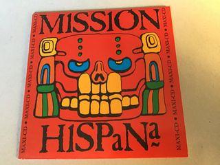 MISSION HISPANA , MAXI CD