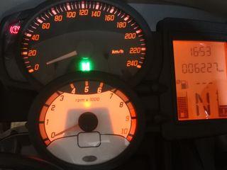 vendo BMW f800r por no usar, estado impecable,