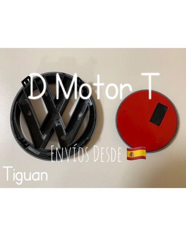 Set logos VW delantero trasero Passat Tiguan
