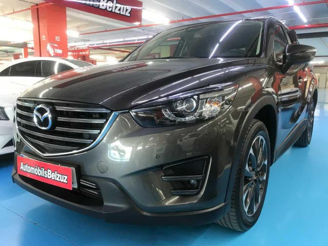 Mazda Cx 5 2 2 De Black Tech Edition 2wd De Segunda Mano Por 21 990