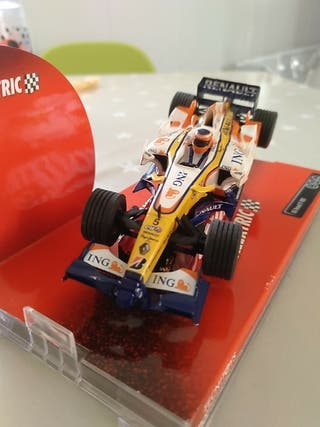 Scalextric Renault F1 ING