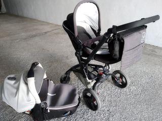 carrito bebé Jane Rider Matrix