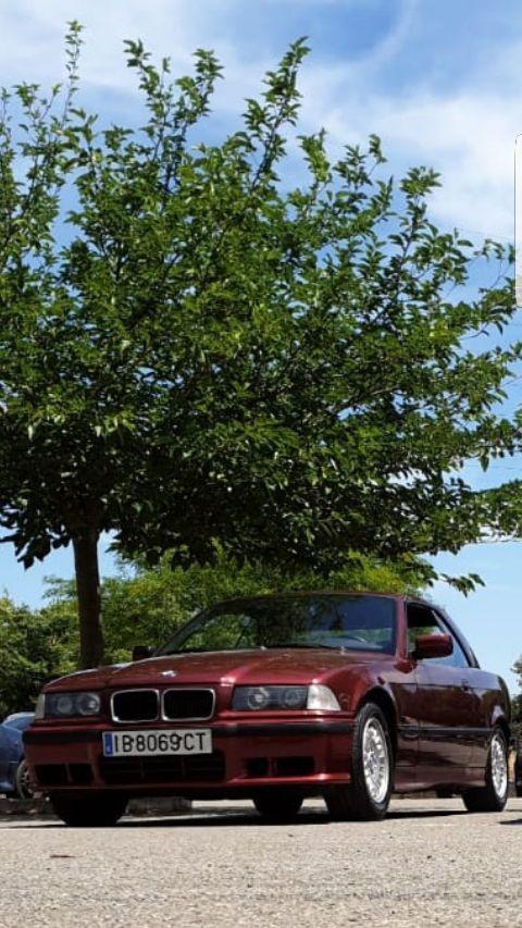 BMW e36 325i cabrio