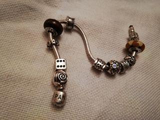 218d5a03fed7 Pulsera de plata Pandora de segunda mano en la provincia de Granada ...