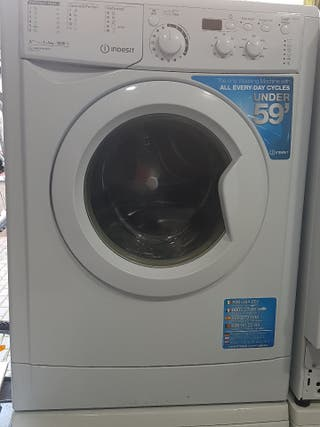 lavadora indesit 6 kilos