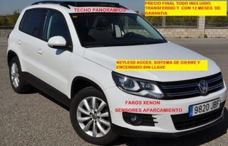 Volkswagen Tiguan CON MUCHOS EXTRAS