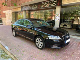 Audi A6 2.0 TDI-NACIONAL-AUT/SEC-170 CV-IMPECABLE-