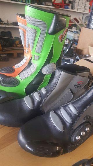 botas de moto nuevas