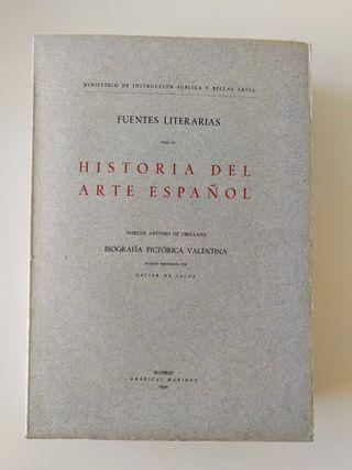 Historia del Arte Español - Biografía Pictórica