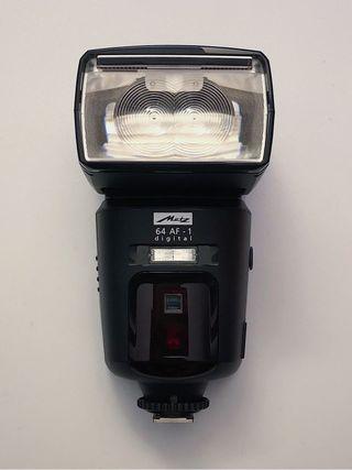 Flash Metz Mecablitz 64 AF-1 Digital para CANON