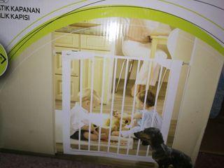 valla de seguridad para bebe