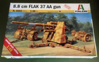 Maqueta ITALERI 1/48 - 88 cm FLAK 37 AA gun - REF.