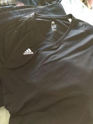 camiseta adidas mujer 2xl