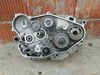 Parte baja motor KTM EXC 450 2008
