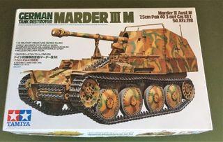Maqueta TAMIYA 1/35 - German Tank Destroyer MARDER