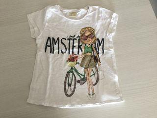 Camiseta niña talla 3 - 4 años