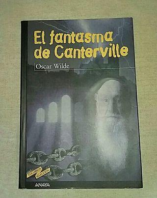 Libro- El Fantasma de Canterville