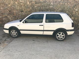 Vw Golf Mk3 Gti 1996