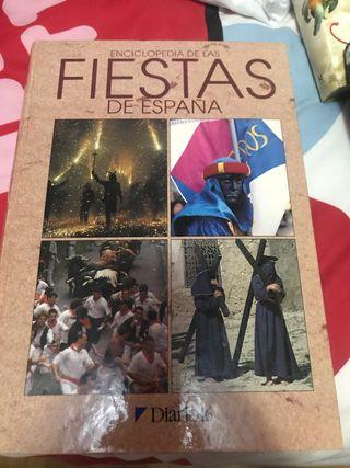 Libro fiestas de España