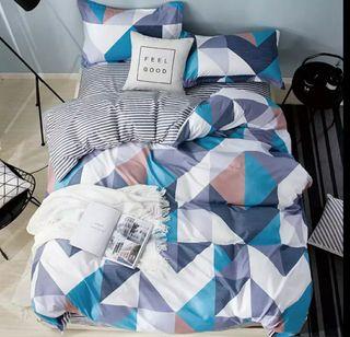 Conjunto de cama nórdico