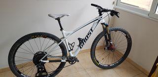 "Bicicleta GHOST CARBONO 29"""