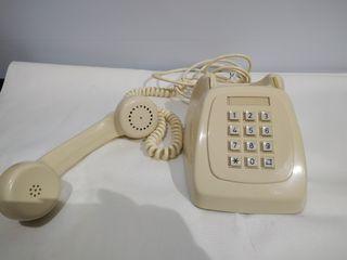 Teléfono antiguo Teclado Amper