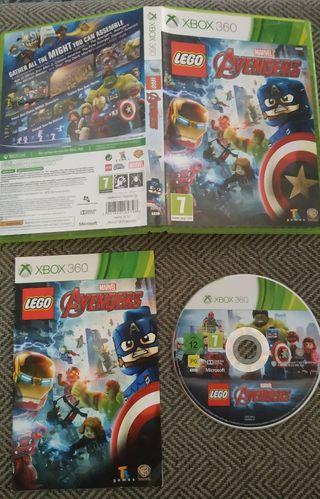 LEGO VENGADORES - XBOX 360