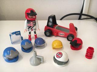 Playmobil motor