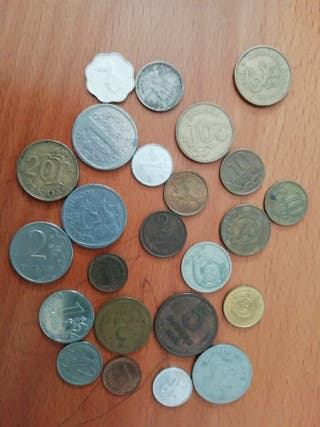 Gran colección de monedas. Ocasión!!!