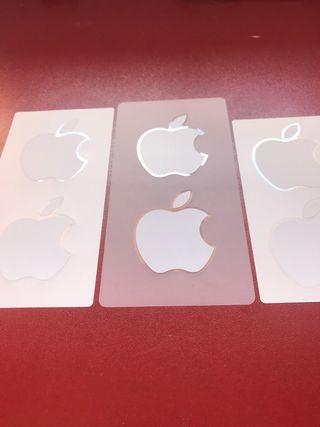 Pegatinas de Apple