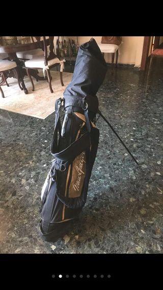 Juego palos de golf señora con bolsa